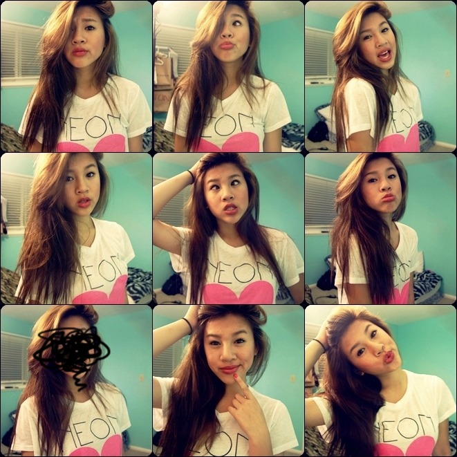 the many faces of anhie pham