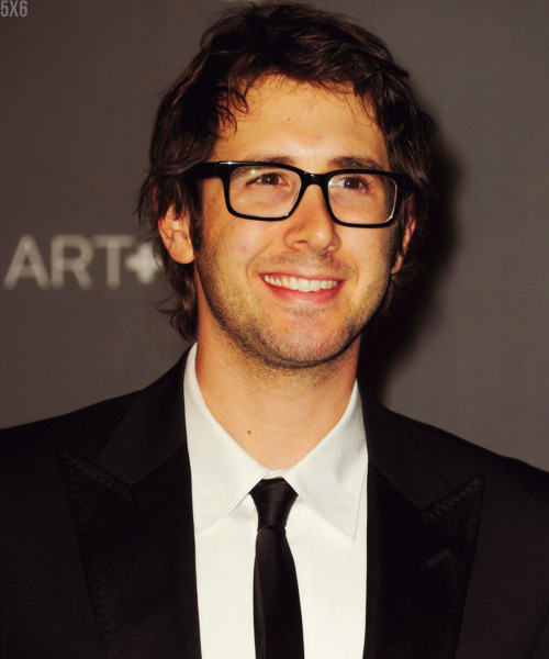Josh Groban at the 2012 LACMA Art + Film Gala in Los Angeles, CA (27/10/12)