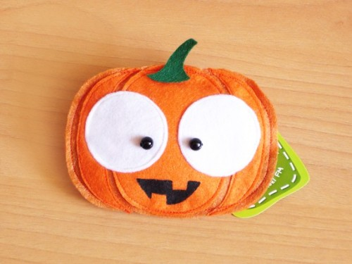 traki the pumpkin purse by lovelia「み」