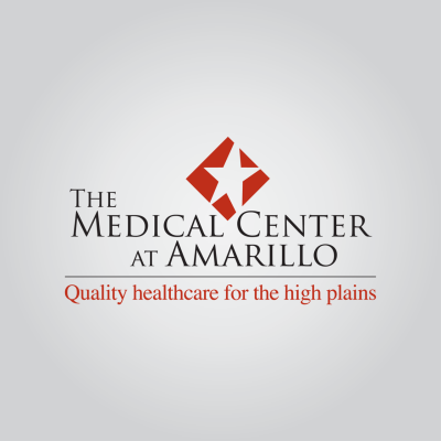 Logo design for the Medical Center at Amarillo (Harrington Regional Medical Center).