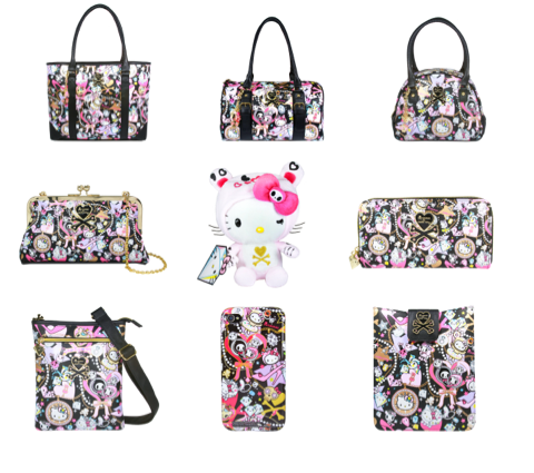 Tokidoki for Hello Kitty 2012