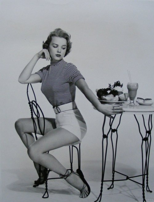 honey-rider:  Anne Francis