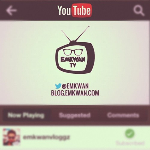 All the relevant links. #EMKWAN #YOUTUBE #VLOGG #VIDEO #LOG #TUMBLR