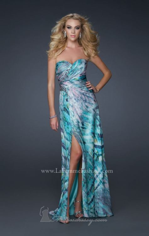 La Femme 17173 - Available at www.missesdressy.com