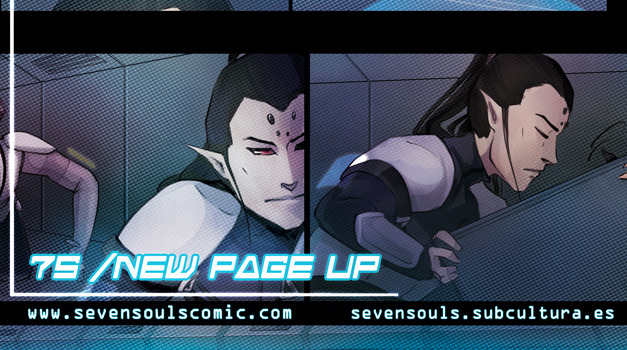ENGLISH  |  ESPAÑOL  |  TWITTER  |  VOTE 7S webcomic update - mission 1 [page 16]