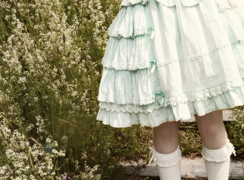 Angelic Pretty frills