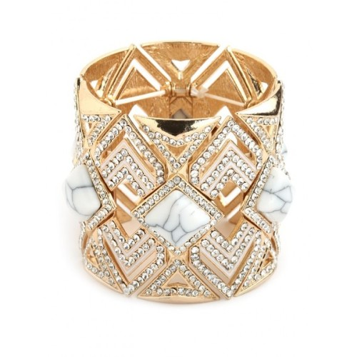 Bracelet   ❤ liked on Polyvore (see more art deco jewelry)