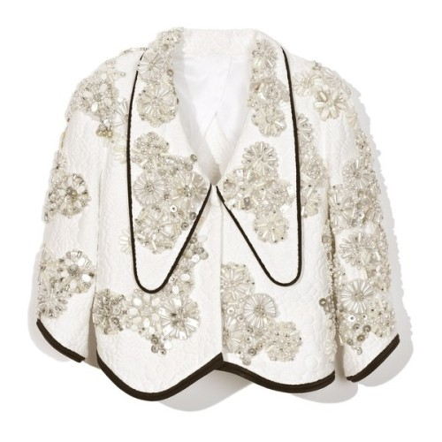 Thom Browne jacket   ❤ liked on Polyvore (see more thom brownes)