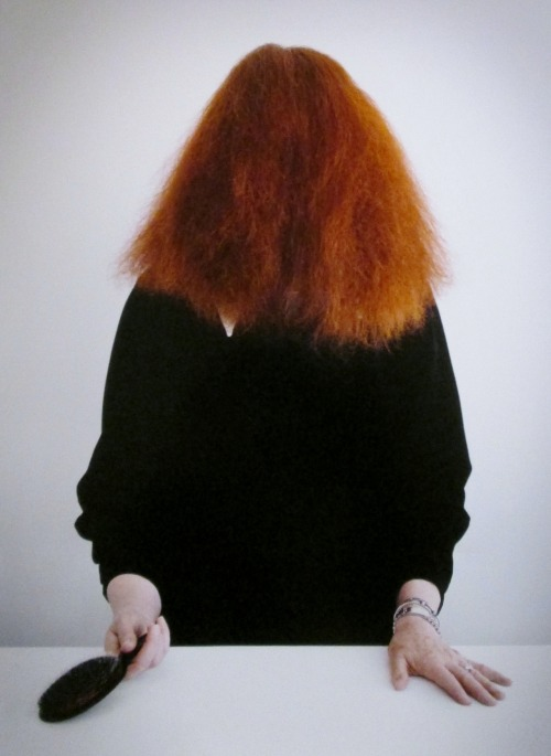 vogueweekend:  Grace Coddington photographed by Tim Walker