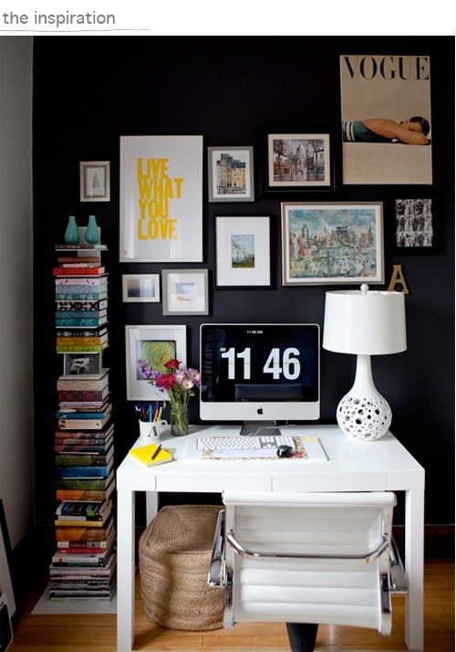myidealhome:  live what you love (via Pinterest)