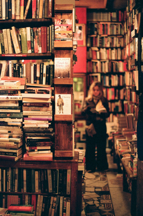 booksandquills:  Shakespeare and Company | Daniel Lurie