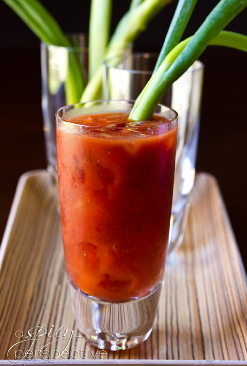 fattiesdelight:  Bangkok Bloody Mary