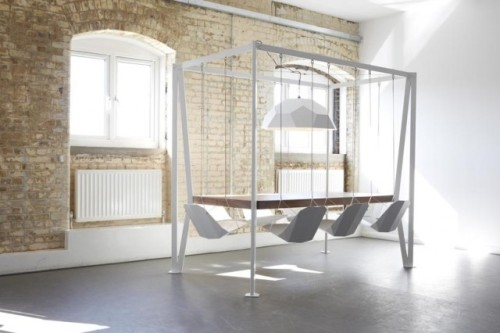 Swing Table par Duffy London