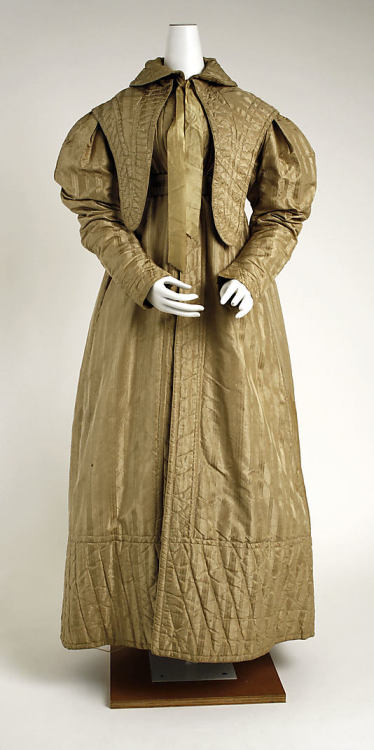 Pelisse 1830 The Metropolitan Museum of Art