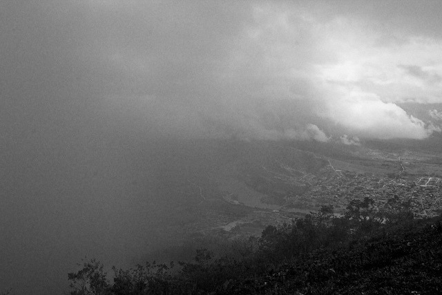 Almenara behind the clouds. on Flickr.