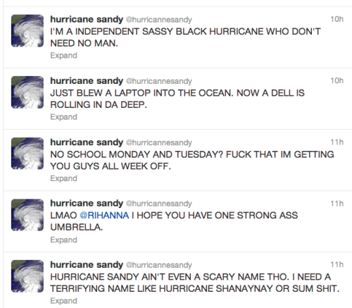 you-are-infinite:  djalightshow:  I can't breatheeeeeee  HURRICANE SHANAYNAY.