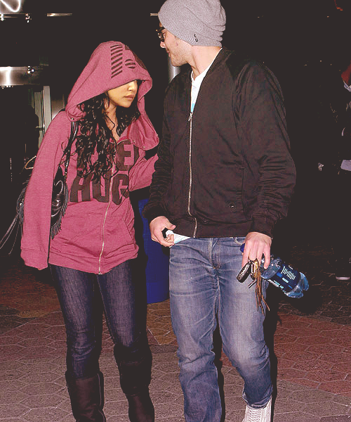 Naya Rivera + Zac Efron requested by anonymous