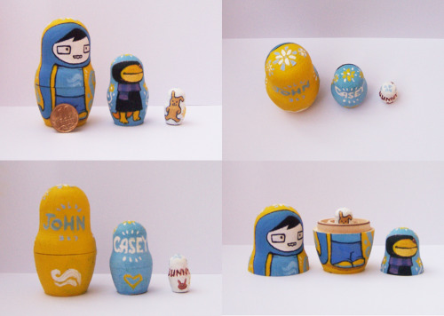 In Soviet Russia matryoshkas play with you. I regret nothing.