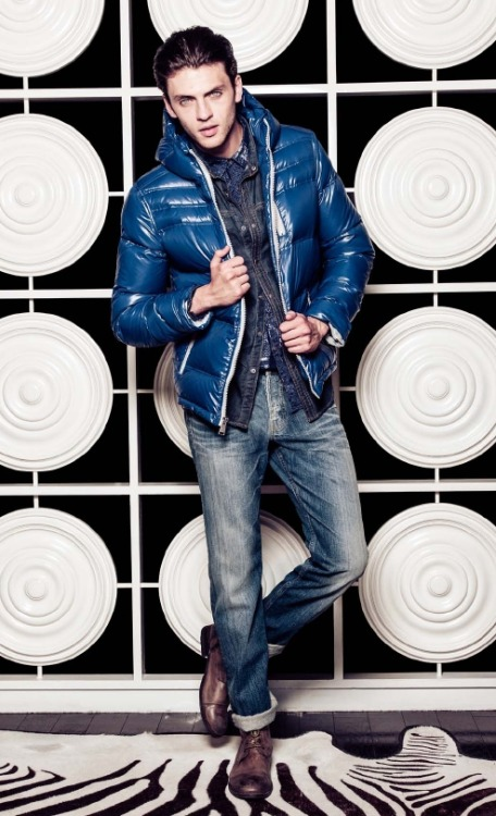 mensfashionworld:  Guess Holiday 2012 lookbook