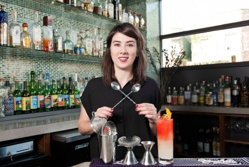 Women bartenders shaping Chicago's cocktail scene in Time Out Chicago