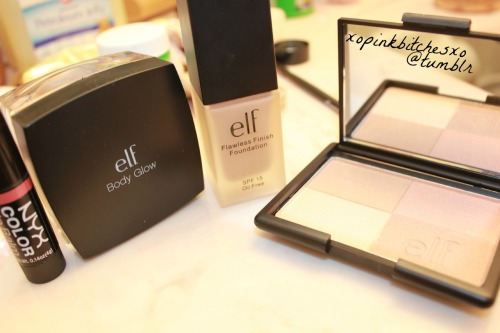 xopinkbitchesxo:  elf products
