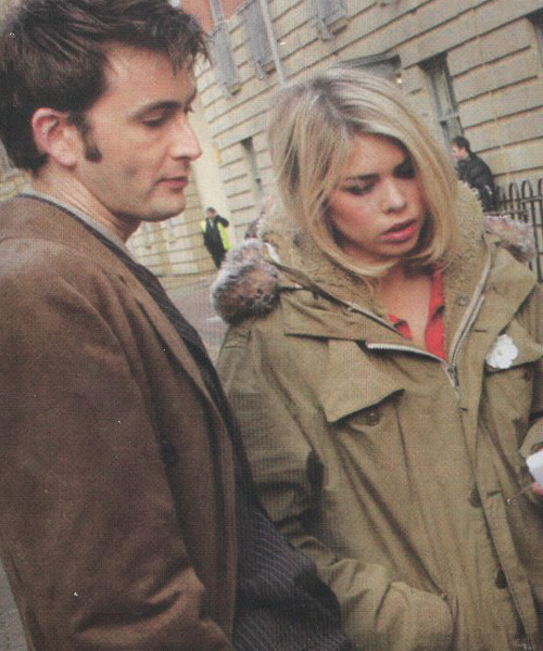 David and Billie.