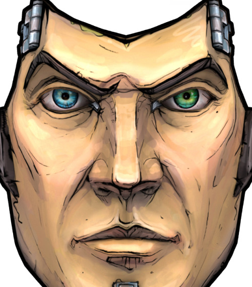 Be as handsome as Handsome Jack for Halloween Gearbox Software are having a little fun with Halloween and bringing back those old school Halloween masks you used to find on the back of your Cocoa Crispies. You have a selection of three masks in all. Just print them and cut-away like you were a kid. Remember, don't run with scissors, you'll poke someones eyeball out!