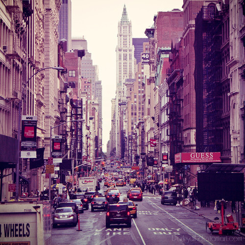 maisyhaze:  perfect, nyc ♥