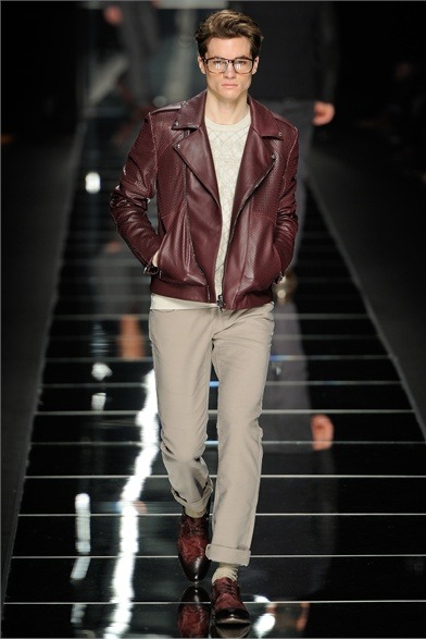 mensfashionworld:  John Richmond Fall Winter 2012