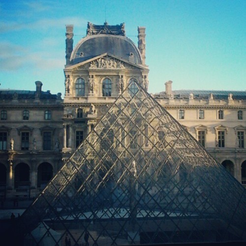 #Louvre. #Paris #France #museums (at Paris, France)
