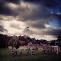 Sandygate, Hallam FC, England (submitted by GW)