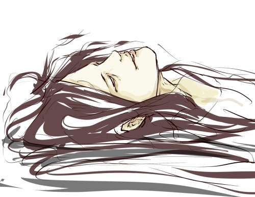 old-dreaming-madara:  In peace. [More]  When I want to reblog my own works, lol ! ♥