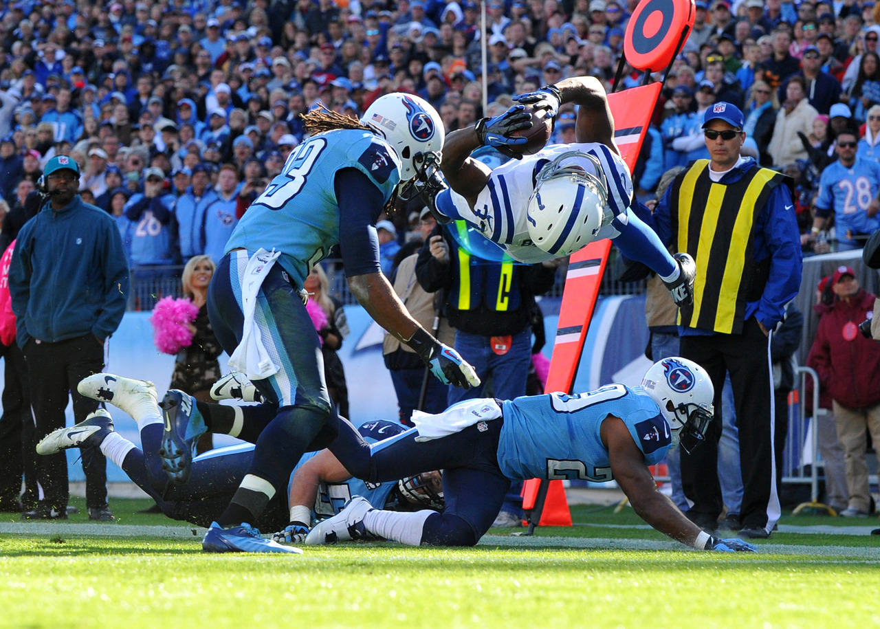 VICK BALLARD! Awesome touchdown. Awesome photo. Awesome video.