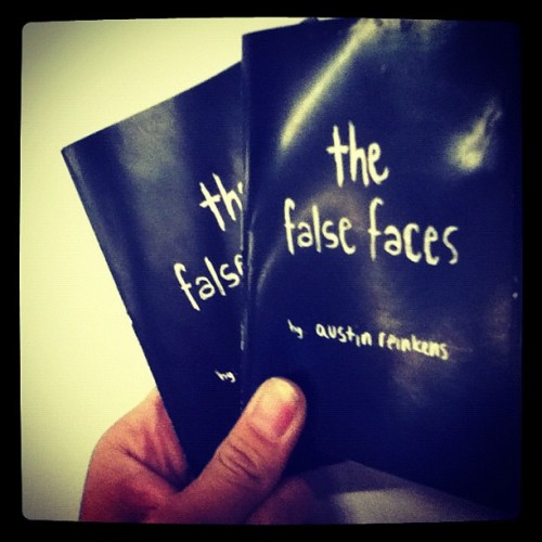 agelessarchivist:  First Art Book!!! Some masks and short story poem things! Can't wait till whole batch is made and I can get selling! Especially excited to sell at CTN Animation Expo! If your interested in a copy hit me up in the ask box! not too spendy!