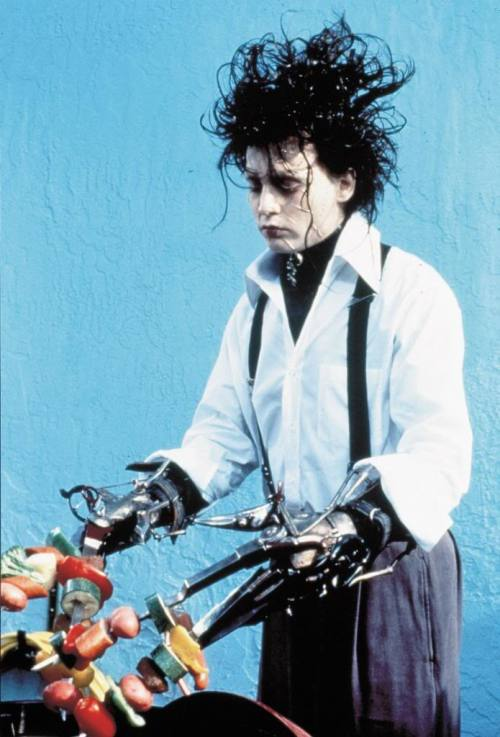 suicideblonde:  Edward Scissorhands