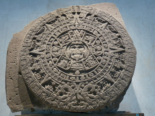 "Texas doomsday exhibit to demystify Mayan calendar  Some might prepare for the end of the world by checking off items on their bucket list. But at the Houston Museum of Natural Science, curators are launching an exhibit designed to demystify the Maya and debunk the myth that the ancient culture predicted doomsday on Dec. 21, 2012. Visitors will walk darkened halls lined with pottery, jade carvings and black-and-white rubbings of jungle monuments, all tied in some way to the sophisticated Maya calendar. They'll sit in replicas of large, mural-filled buildings that still grace the jungles of Mexico. And they should come away with at least one thought: The sun will rise on Dec. 22. ""The calendar is there, and it will continue, so nobody ought to be afraid of what Dec. 21 will bring because there will be a Dec. 22 and, yes, there will be a Christmas,"" said Dirk Van Tuerenhout, curator of the ""Maya 2012 Prophecy Becomes History"" exhibit opening Friday. Nearly every item on display circles back to the Maya calendars: complex, cyclical countdowns that helped an ancient people who dwelled in the jungles, mountains and coastal regions of Central America track crucial events — especially the rain — and build large cities, some with as many as 90,000 people. The exhibit takes visitors back nearly 3,500 years. Murals carefully reconstructed by Yale University depict images in the jungle monuments in Bonampak in the Mexican state of Chiapas — such as the Maya celebrating the induction of a new heir to the throne — all on a blood-red backdrop. Stone carvings and rubbings depict anniversaries and special events. Replicas of large pyramids explain how the Maya tracked the sun's progress in the sky, giving ancient astronomers the power to know when the rainy season would begin and when to plant the corn. The exhibit explains the calendars through videos showing the wheels introduced by Europeans to wed the Maya count with their own, as well as Maya inscriptions and writings. It shows how the Maya calendars — while advanced and complex — largely focused on the daily needs of a society by counting what we call days, months and years. ""So you could have time to get your festivals organized and your king ready to bleed and your sacrifices, so the astronomer actually controlled the timekeeping of the Maya,"" said Carolyn Sumners, the museum's vice president for astronomy, who helped create a 3D movie to accompany the exhibit. ""The power of that priest and the power of that king depended on feeding these people."" The Maya did this with several calendars, each with a different count. The ""ritual"" cycle was 260 days long, the time between the planting of the corn, or possibly, the time from human conception to birth, experts say. They also had a 365-day calendar, similar to our own, and the two met once every 52 years, which also matched the average life expectancy of a person living at that time, said Rebecca Storey, an anthropologist at the University of Houston. The king, however, needed a ""long count"" to create a legacy, Sumners explained. It is this count, which begins with Maya creation and ends three days before Christmas Eve, that is the focus of the end-of-the-world beliefs. This count is broken up into 13, 400-year segments, or baktuns. The last one ends on Dec. 21, 2012, and the ancient Maya believed that on Dec. 22 they would start counting again from zero, Storey said. The date coincidentally lines up with a rare event. In 2012, the sun will pass through the center of the Milky Way during the winter solstice, when it is at its weakest — an event that occurs every 26,000 years, Sumners said. This connection, experts believe, might be behind some of the doomsday scenarios; however, there is no evidence the Maya were aware this astronomical phenomenon fell on the same day as the end of their long count. ""Most of the Maya scholars think it comes from the Christian West where the whole idea of doomsday and apocalypse is an important part of Christianity,"" Storey said. ""It's mostly outsiders that have made that link that somehow the end of a time cycle can be a time of destruction."" The Maya ended their long count at 13 because it is, for them, a sacred number, Storey said. They believe the end of a count is a time of renewal, and this will be the theme of many of the modern-day Maya celebrations to be held in Central American cities on Dec. 21, she added. In reality, the Maya did suffer an ""apocalypse,"" said Sumners, but it occurred around 900 A.D., when the classic Mayan civilization collapsed. It appears years of drought had stopped the rain. ""The reason it was such a catastrophe for them, such a collapse that they never really recovered from, it was that they overbuilt,"" Sumners said. ""They did not create a sustainable culture if the rains didn't come, and that's what we face today."""