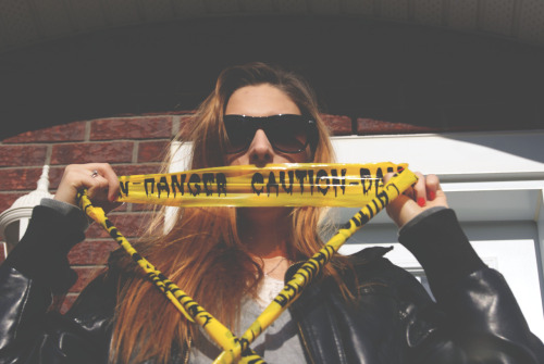 Cautions / Danger