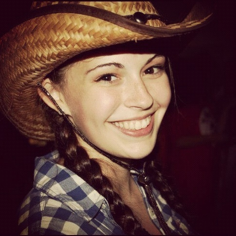 loveismymelodyy:  Cowgirl(:  I don't even care, this will be mine forever..