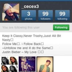 Follow my bestie/sister/ my everything @_cecex3 @_cecex3 @_cecex3