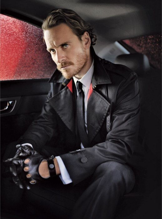 Michael Fassbender - Vanity Fair by Sam Jones, February 2010