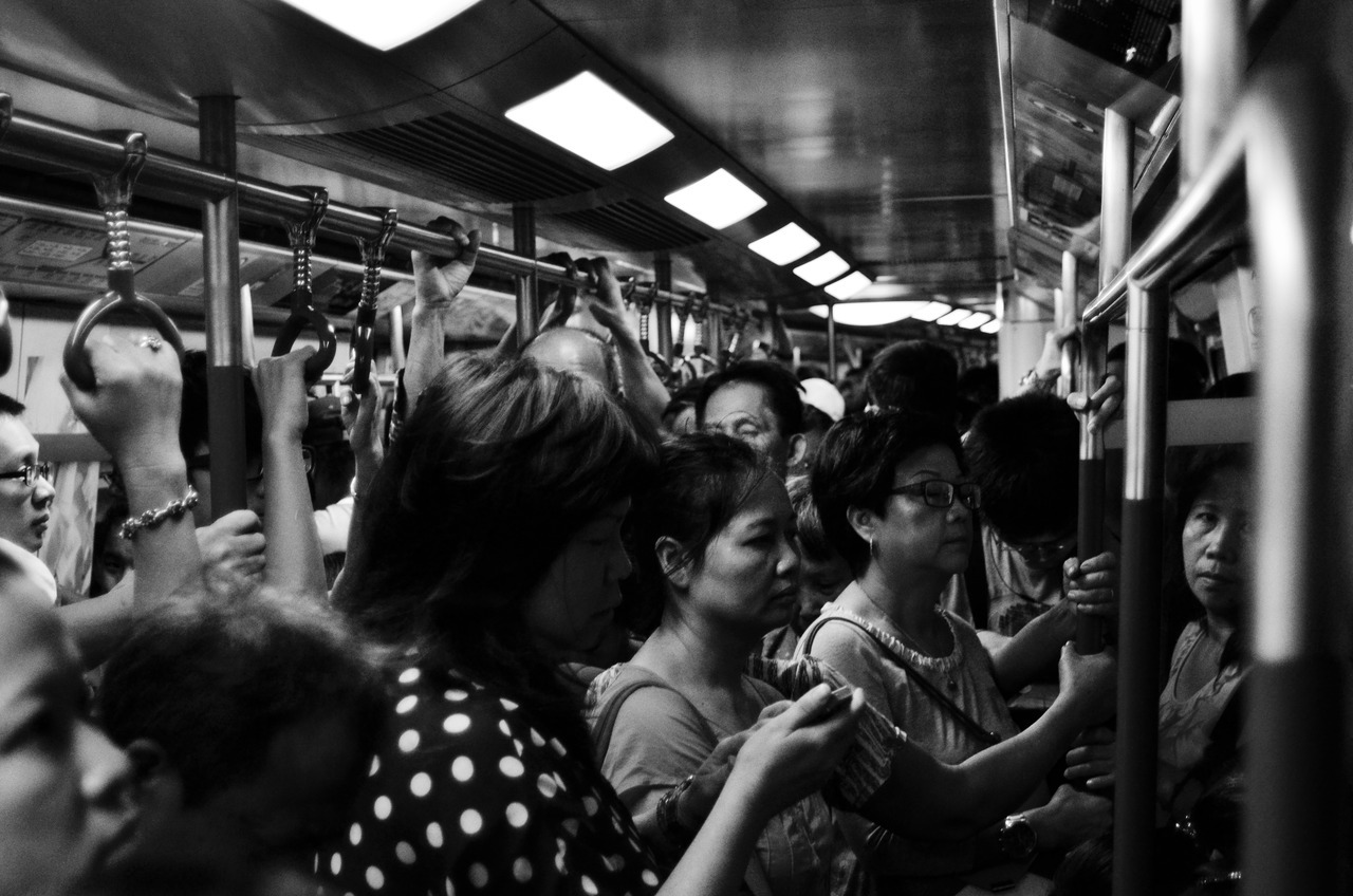 Hong Kong Subway