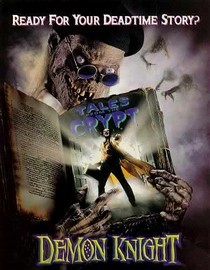 "I am watching Tales from the Crypt: Demon Knight                   ""I haven't seen this in years. I'll let this carry me into lala land.""                                Check-in to               Tales from the Crypt: Demon Knight on GetGlue.com"