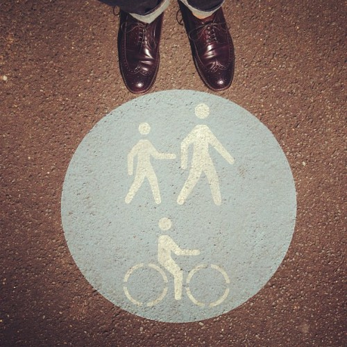 Walk or ride