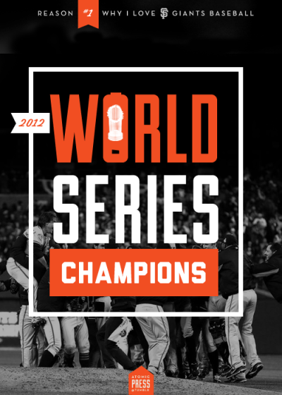 2012 World Series Champions.