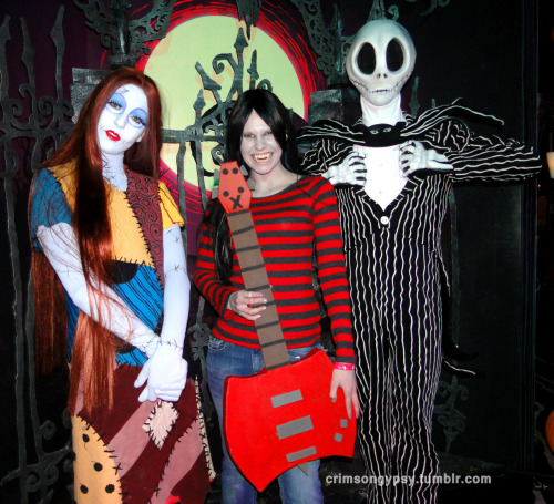 Mickey's Halloween Party round two.  Jack said Marceline could be part of the vampire band.  Apparently, they need a bassist