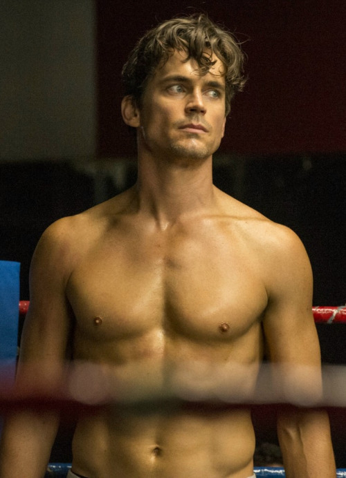 fuckyeahwhitecollar:  weavedinyourhair:  Boxer Neal is gorgeous. 😭   For your enjoyment!