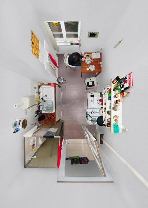 (via Abstract Interior Photos Conjure Feelings of Vertigo | Feature Shoot)