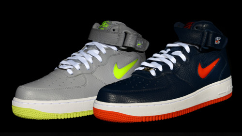 Nike NYC Air Force One Jewel Pack - Order Now at Footlocker Online
