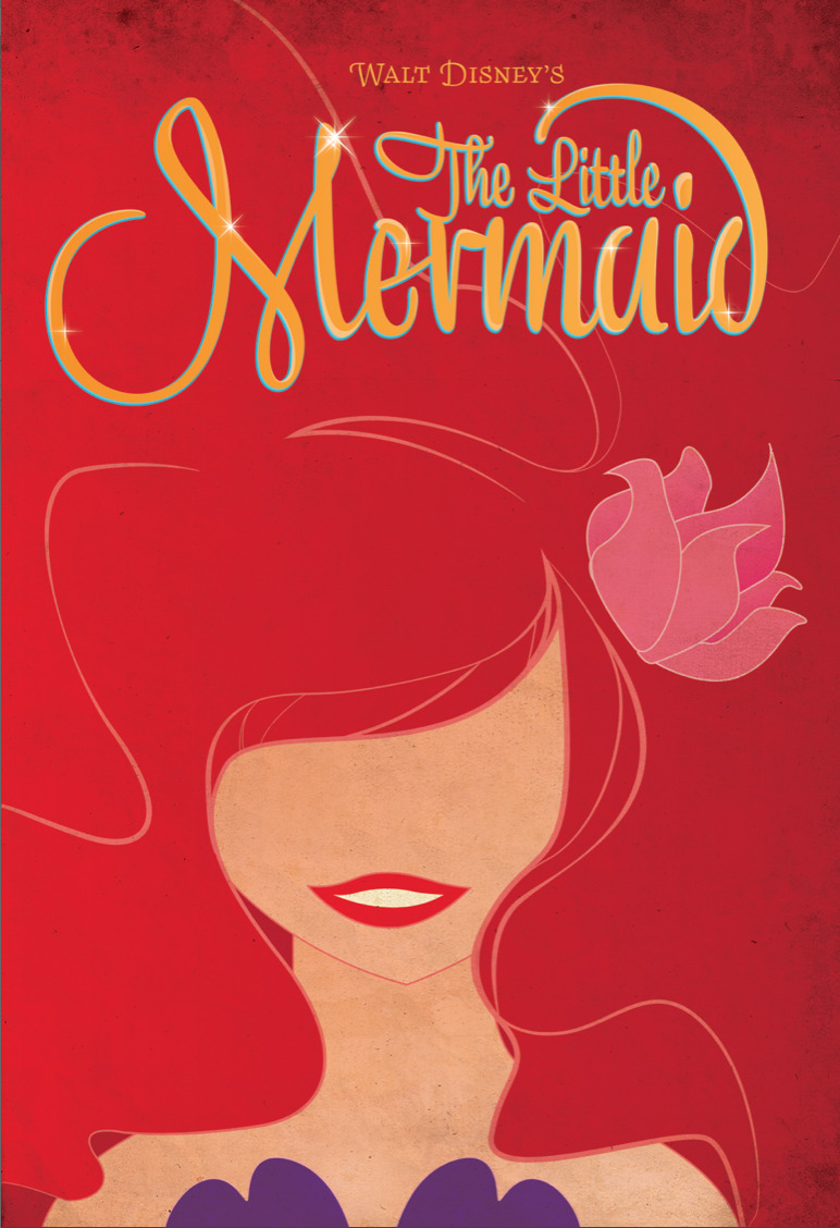 faith-trust-n-pixie-dust:  thedisneygirlartist:  The little Mermaid!!  Ohh my god! I have over 3,000 notes!!