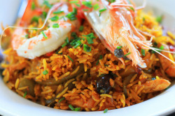 Paella Andalusia by Passion Creations on Flickr.
